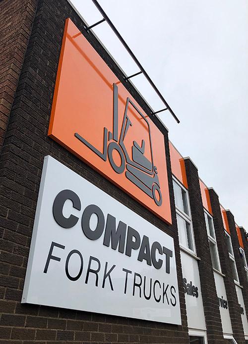 Compact Fork Trucks Midlands